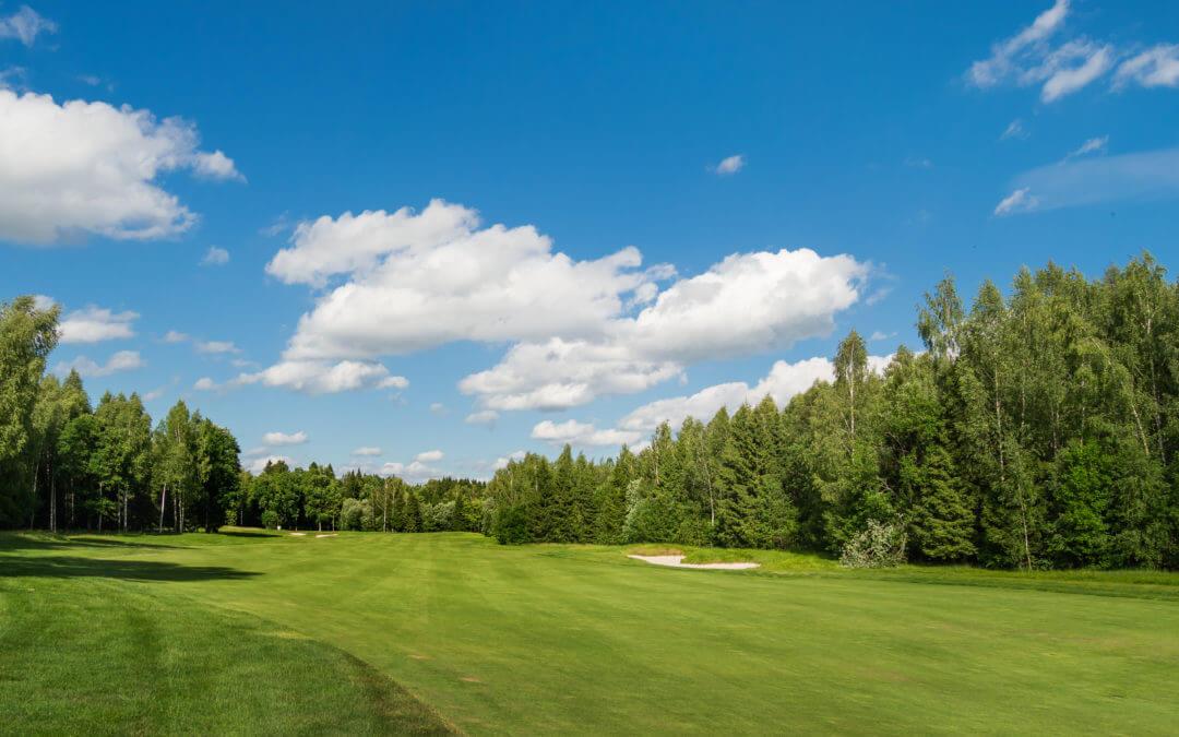 Coaching auf dem Golfplatz